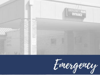 Emergency Department Technician – Nursing