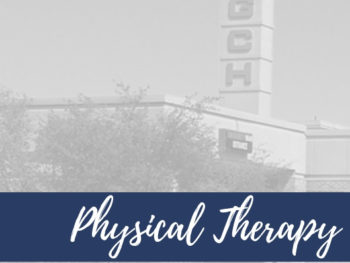 Physical Therapist – Physical Therapy