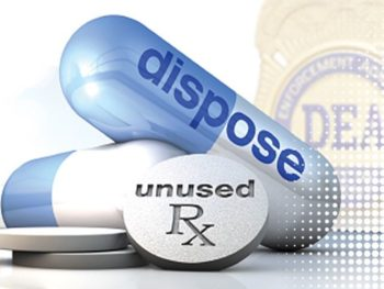 Safely Dispose of Unnecessary & Expired Medicines