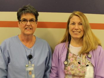 Two GCH Nurses Honored Among Iowa's 100 Great Nurses of 2019