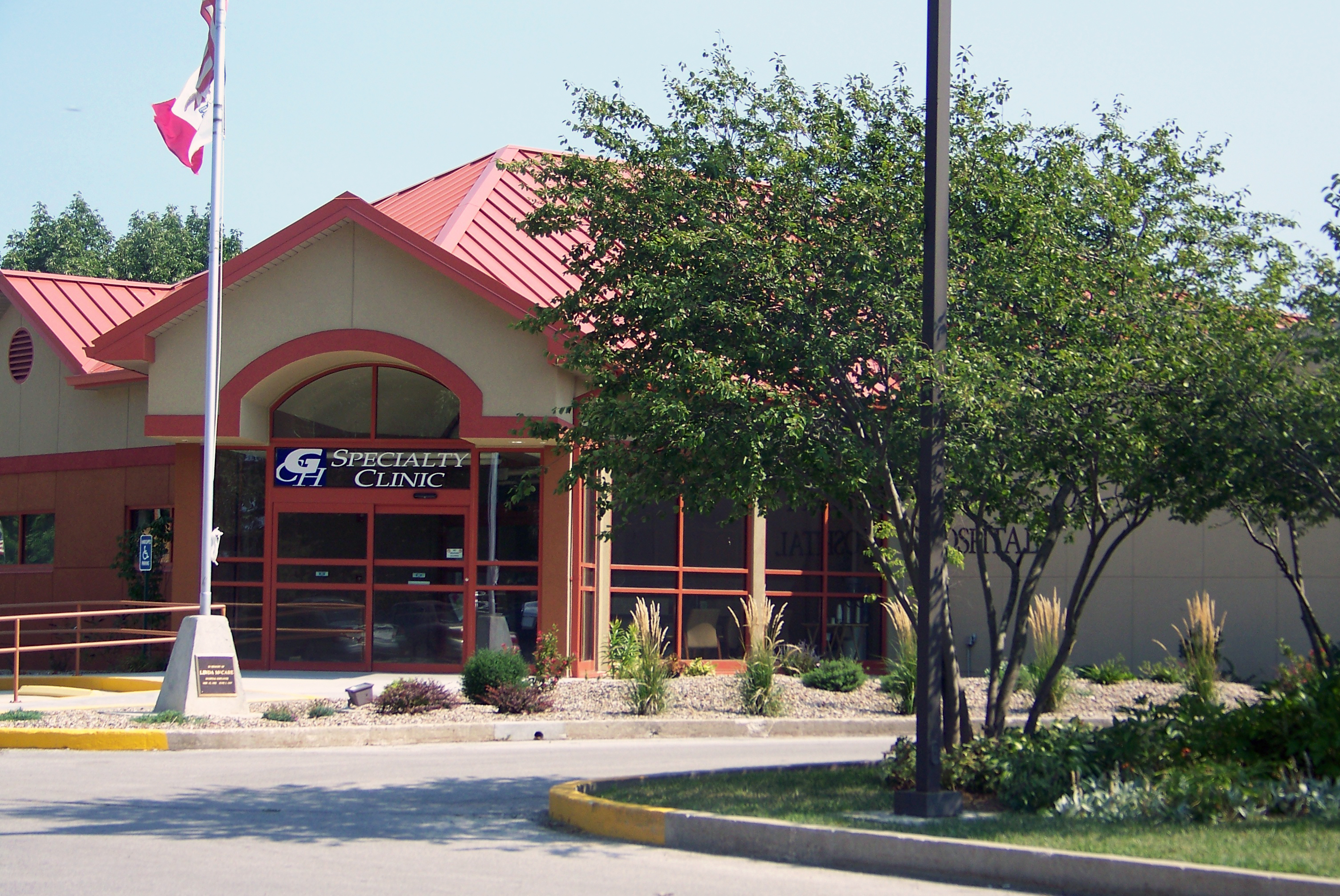 Additional Pain Clinic Provider at Guthrie County Hospital