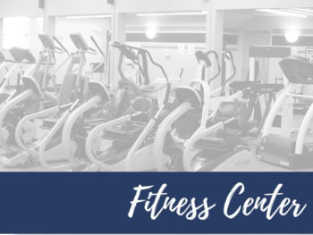 Fitness Center Assistant – Fitness Center
