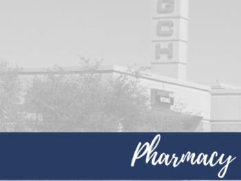 Clinical Staff Pharmacist – Pharmacy Department