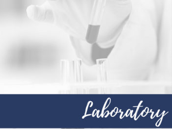 Clinical Laboratory Technician – Laboratory