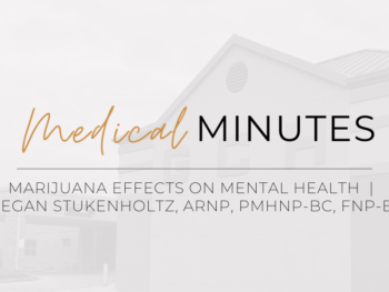 Marijuana Effects on Mental Health